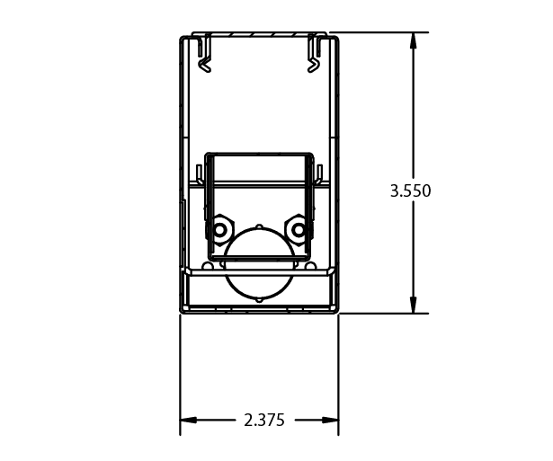 surface mount wiring options