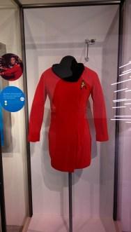 Star Trek suit Uhura