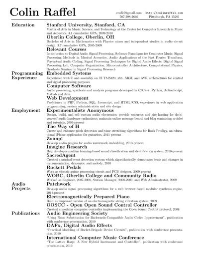 simple resume setup how to construct a killer resume from start to finish his tex source