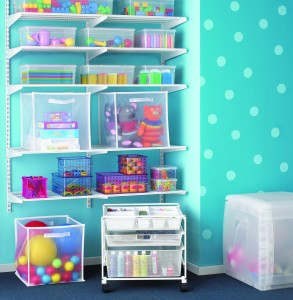 Toy Room Organizing