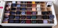 tie storage drawer - chest of drawers