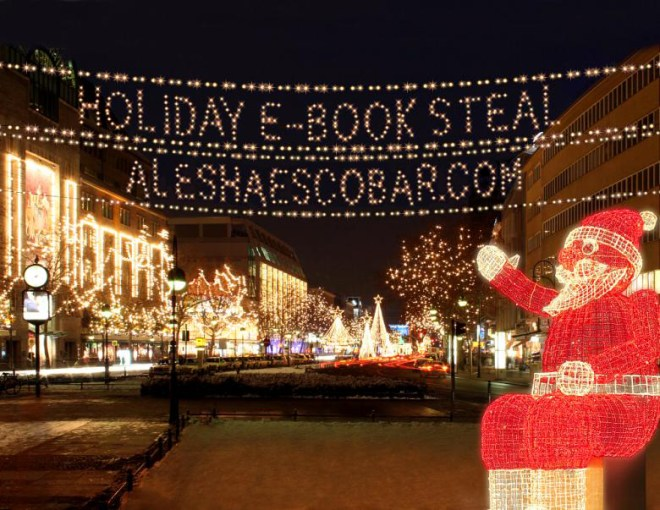 Holiday Ebook Deals