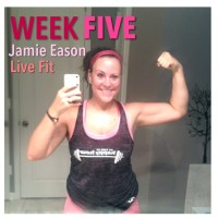 Jamie Eason Live Fit Trainer {Week 5} Review