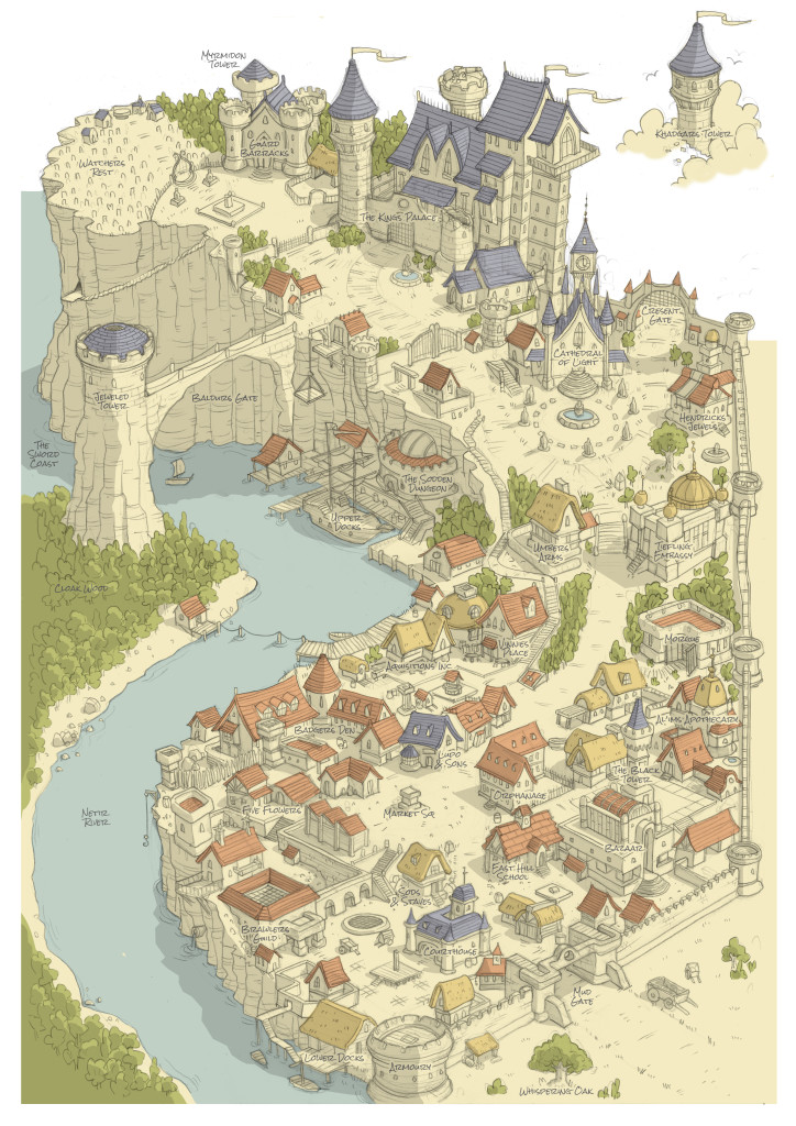 540 best Maps images on Pinterest Castles, Fantasy landscape and - best of simple world map flat