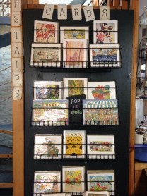 Greeting card selection