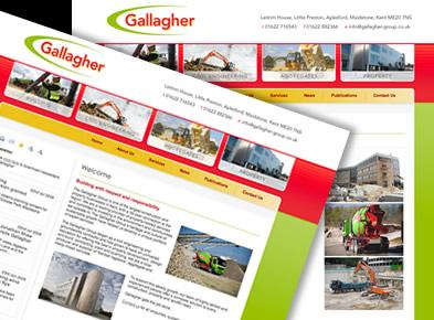 Gallagher Group website