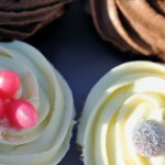 Personalised cup cakes