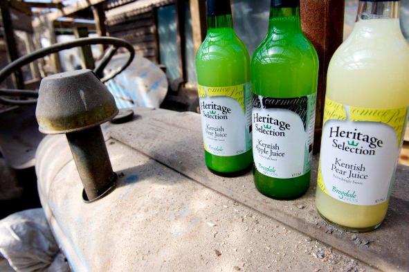 Brogdale Juices