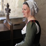 Tudor costume character