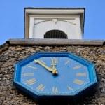 museum clock, canterbury heritage museum