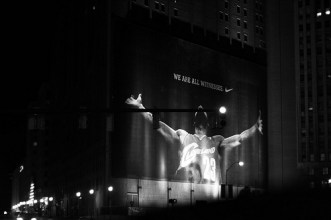 """we are all witnesses"" - partie traumatic"