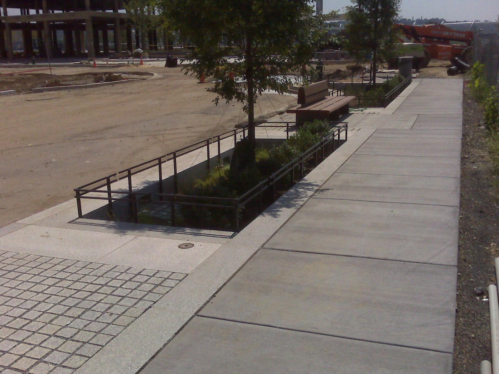 Low Impact Development Stormwater : Low impact development near the navy yard « city block