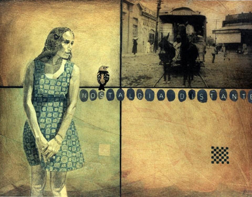 Nostalgia distante - Alex Cuchilla - El Salvador