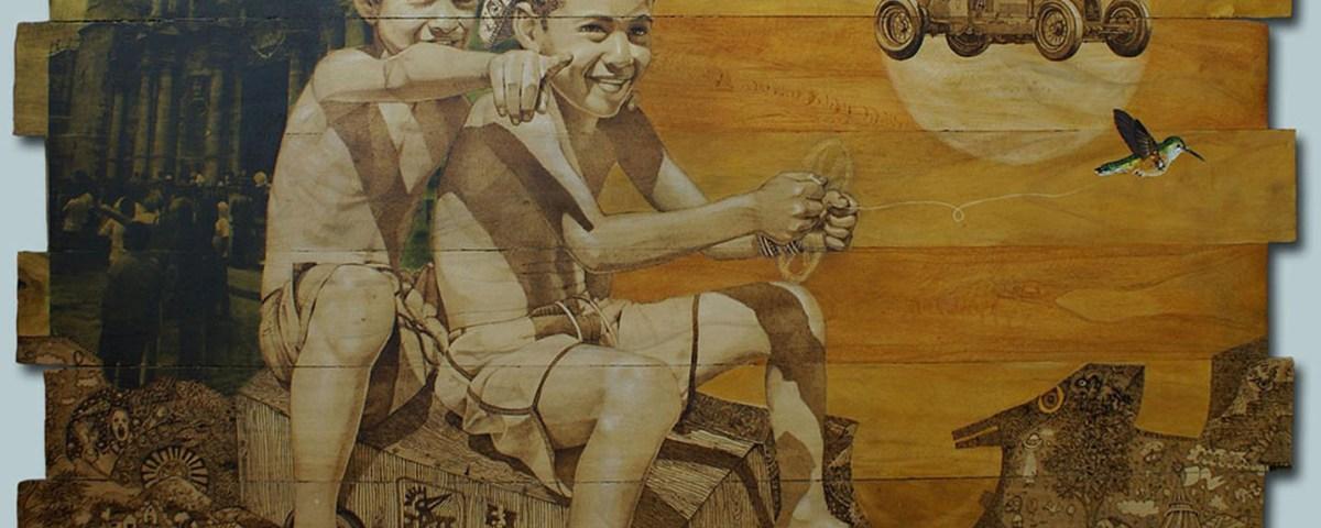 Punto de partida - Alex Cuchilla - El Salvador