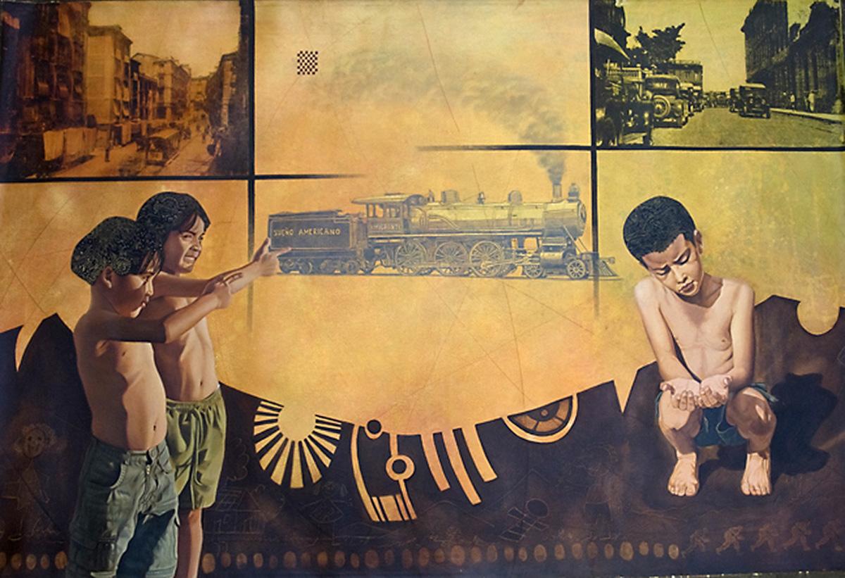 Destino País de la niñez 2 - Alex Cuchilla - El Salvador