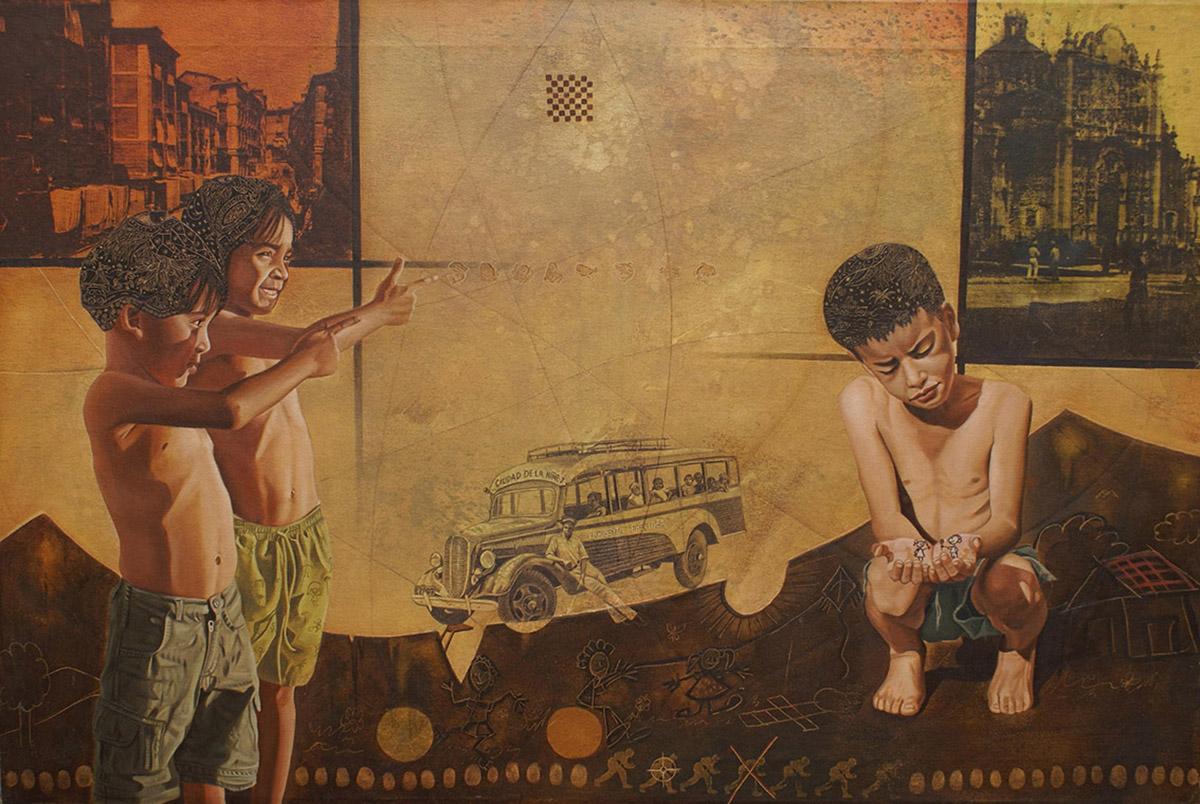 Destino País de la niñez - Alex Cuchilla - El Salvador