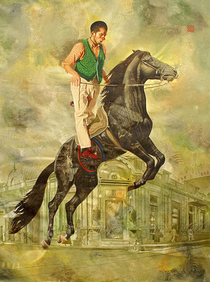 Domando a la bestia - Asfalto - Alex Cuchilla - El Salvador