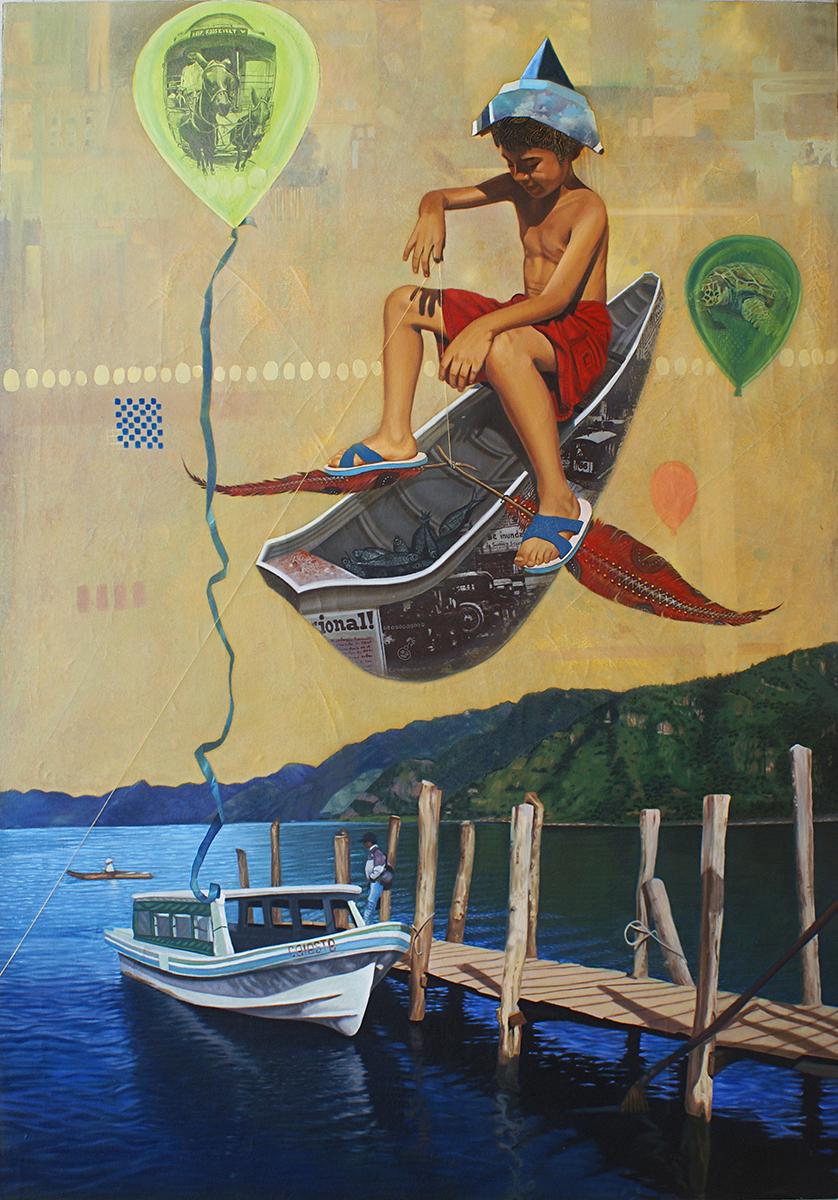 El argonauta 3 - Alex Cuchilla - El Salvador