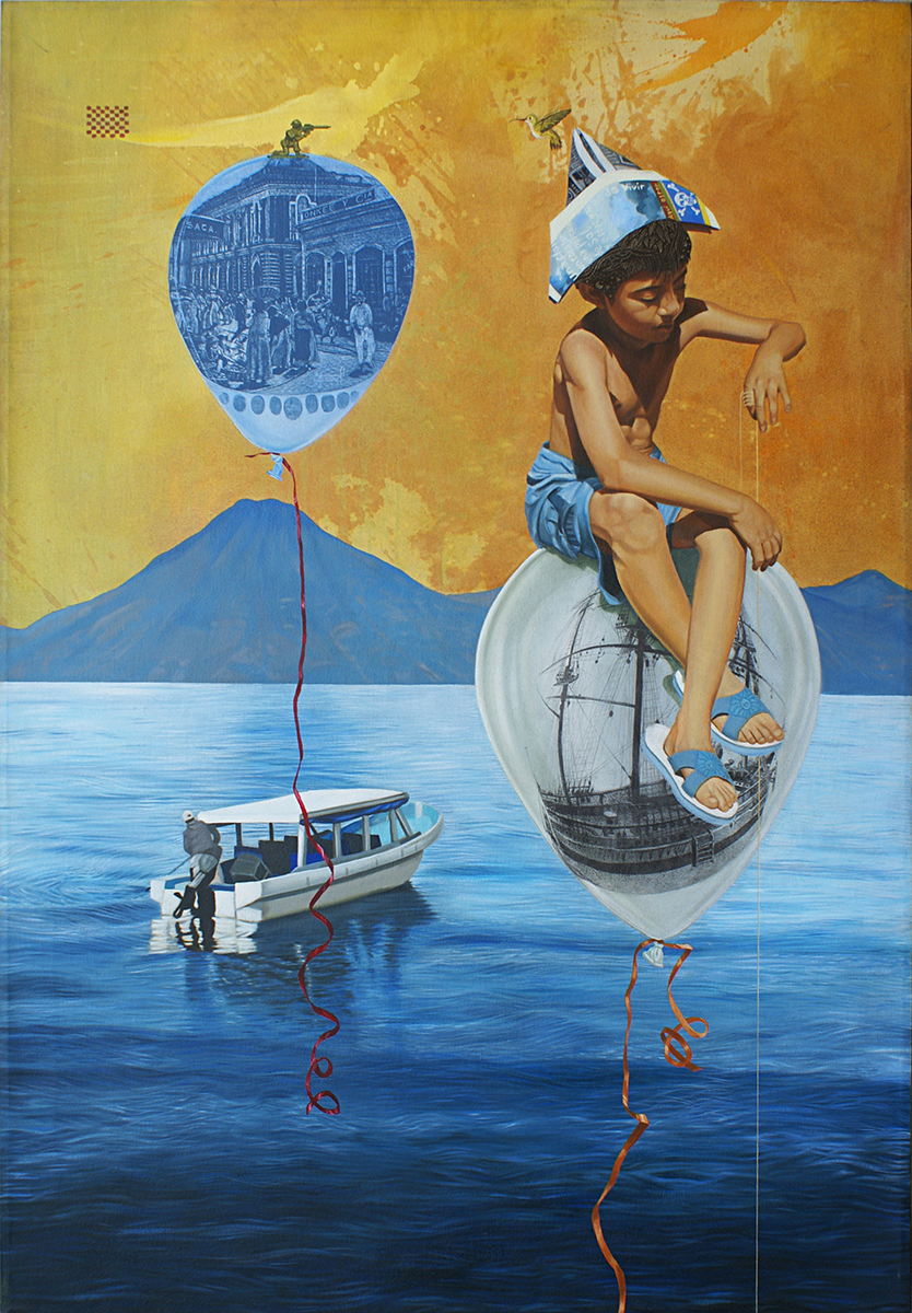 El argonauta 1 - Alex Cuchilla - El Salvador