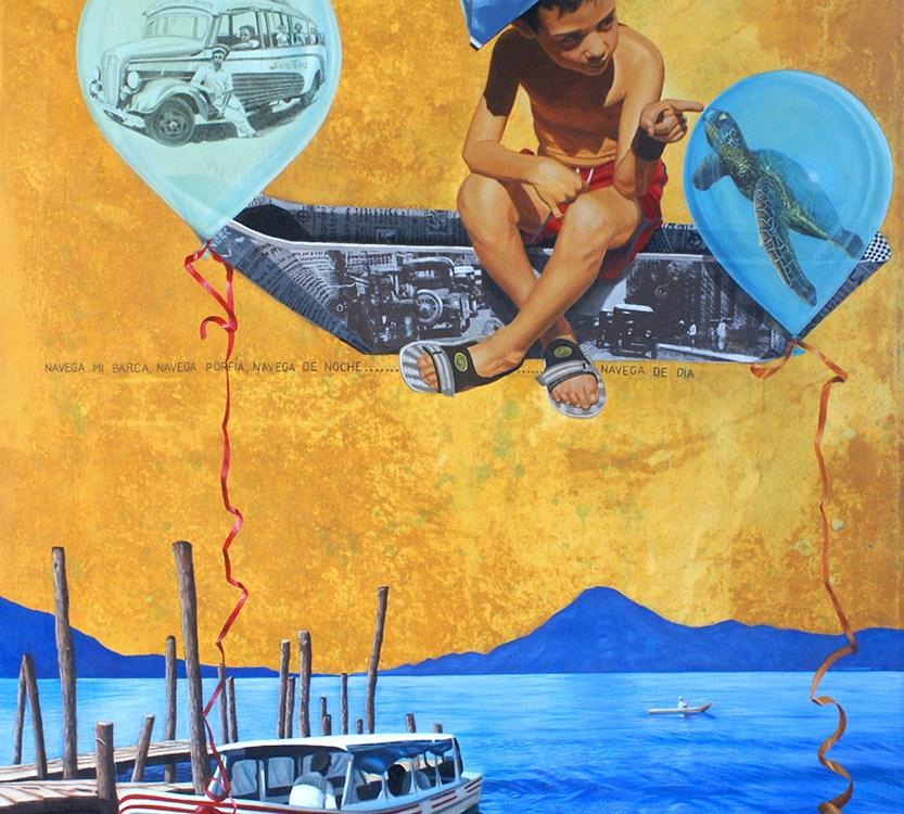 El argonauta 2 - Alex Cuchilla - El Salvador