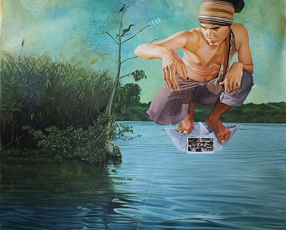 El argonauta 5 - Alex Cuchilla - El Salvador