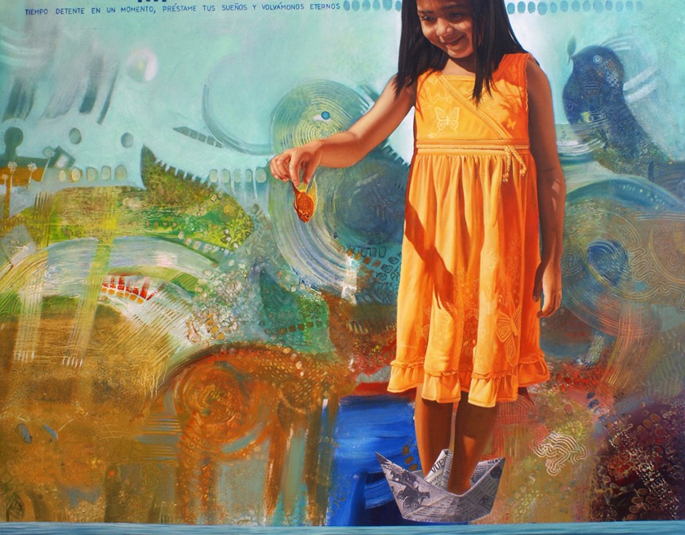 Recolectando sueños - Alex Cuchilla - El Salvador