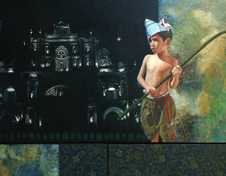 Serie ciudades sumergidas - Alex Cuchilla - El Salvador