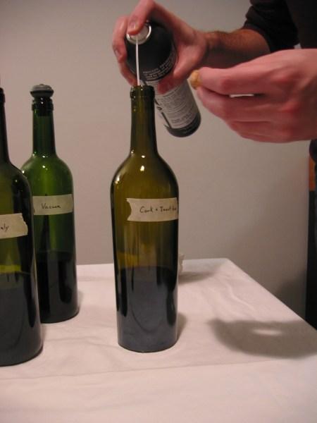 Wine Preserver Private Preserve