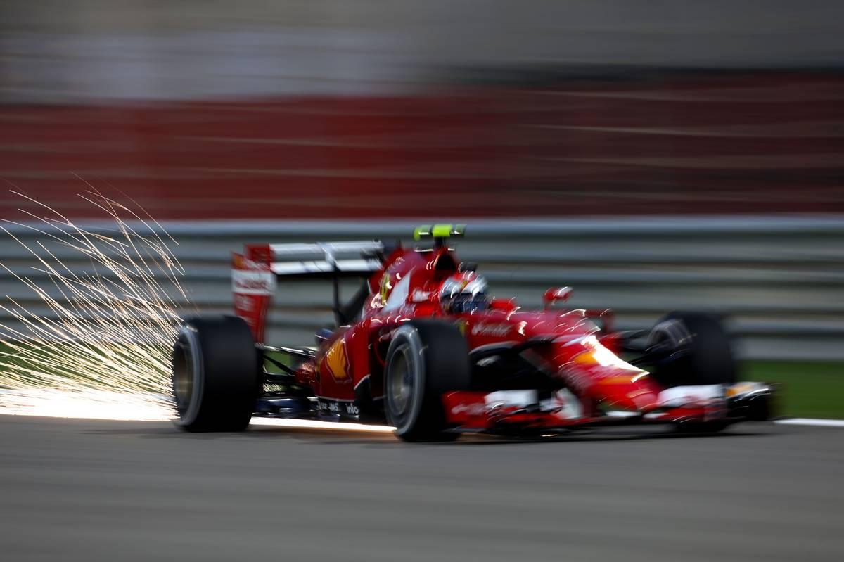 F1 Race Preview: Bahrain