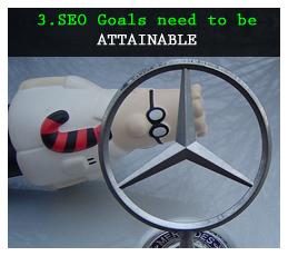 Attainable SEO Goals
