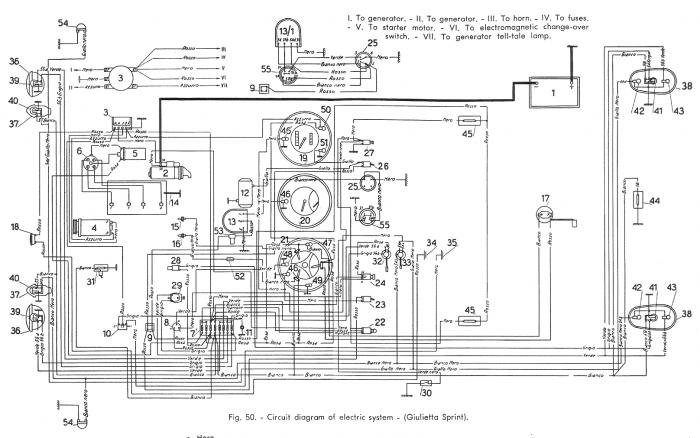 Fiat 131 Wiring Diagram Wiring Diagram