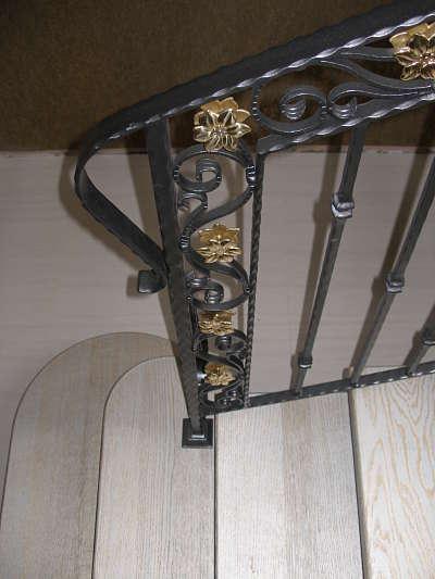 Scale interne classiche a country special - Scale ferro battuto per interni ...