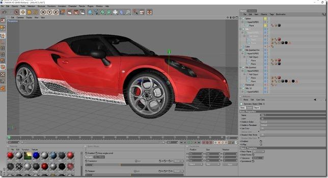 Performance upgrades, bodywork and other mods for the 4c