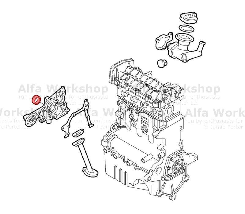 Alfa Romeo 147 Jtd Engine Diagram \u2013 Wiring Diagram Repair