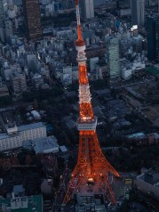Aerial photography of Tokyo with Hasselblad H4D-40