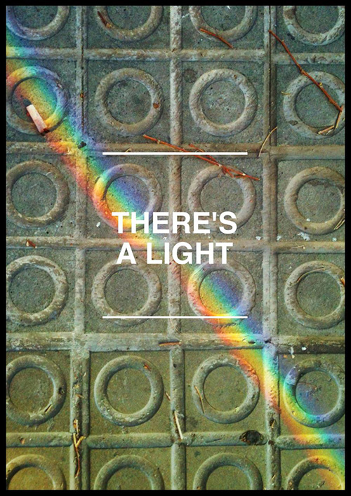 There's a light remixed 02
