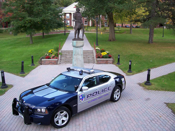Alfred Police Department - Officers - Nys University Police
