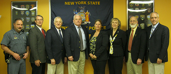 University Police Department Receives NYS Accreditation Alfred State - Nys University Police