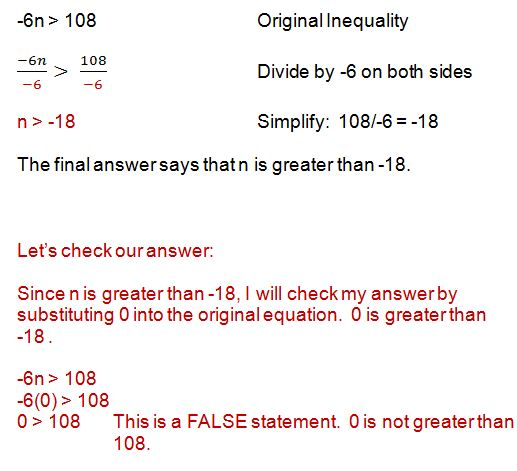 Linear equations and inequalities essay