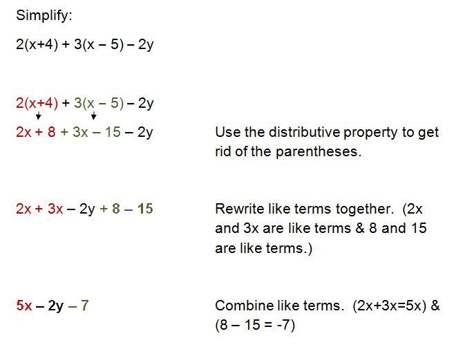 simplifying-algebraic-expressions-7jpg - algebraic subtraction worksheets