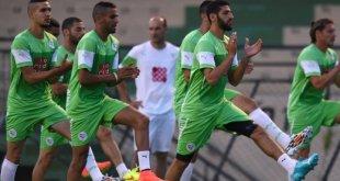 العراق والجزائر لتشريف العرب في العرس الأولمبي بريو دي جانيرو