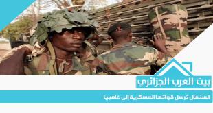 السنغال ترسل قواتها العسكرية إلى غامبيا