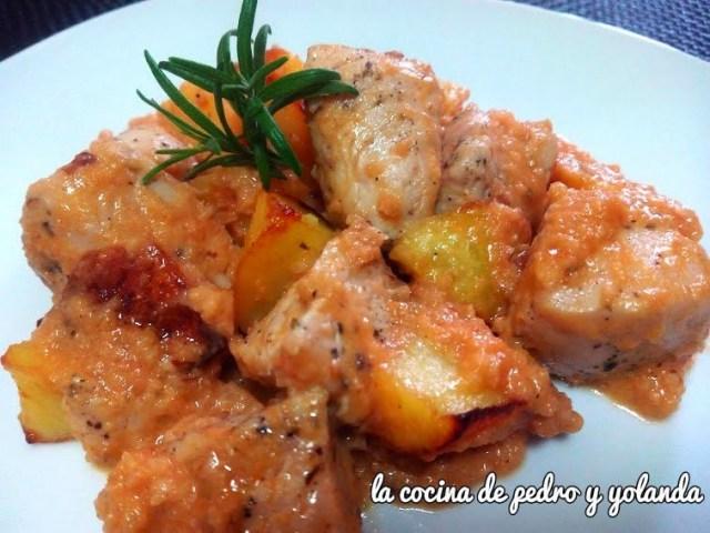 solomillo-pavo-salsa-almendra-pedro-y-yolanda