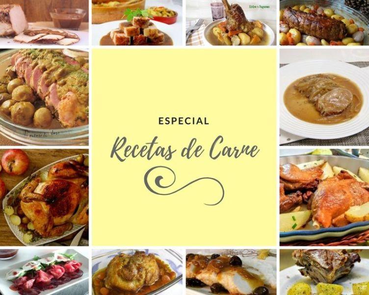 ESPECIAL RECETAS DE CARNE