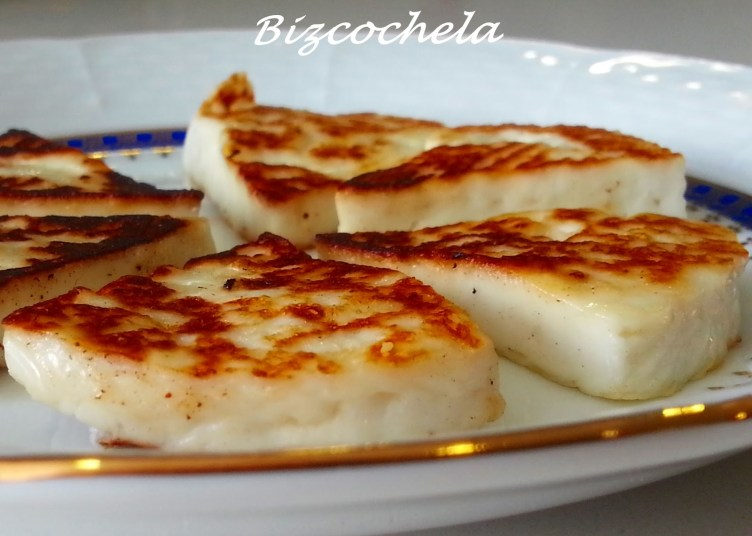 queso fresco a la plancha