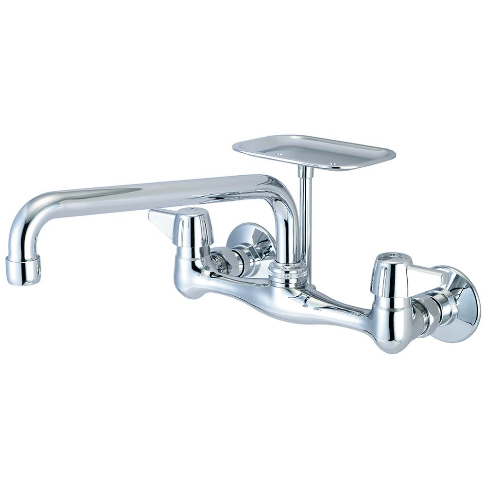 Central Brass Kitchen Faucets | Algor Plumbing and Heating Supply - Chicago-Illinois