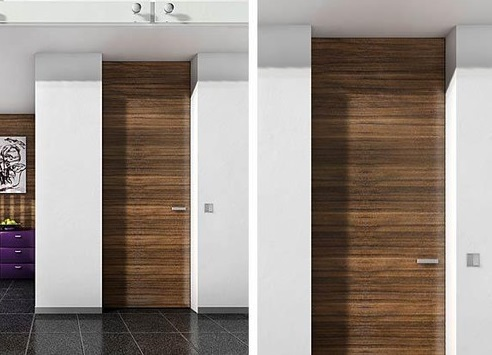 Contemporary Interior Door Design Ipc343