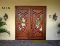 Wooden Glass Door Design - Interior Doors Design - Al ...