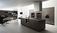 Modern Italian Kitchen Design Ideas - Kitchen Designs - Al ...