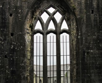 abbey window